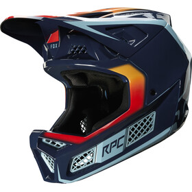 Fox Rampage Pro Carbon Daiz Helmet Men, navy
